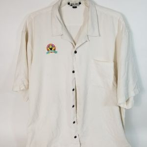 Walt Disney World All Star Resort Button Up Shirt